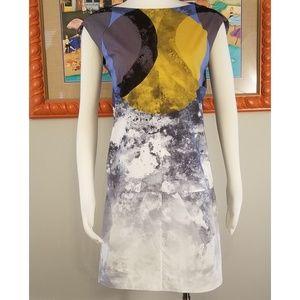 MARNI Shift Sheath Sun Dress Sz 4